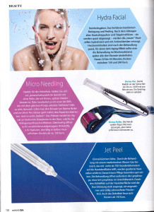 Facials Kosmetik 4.0
