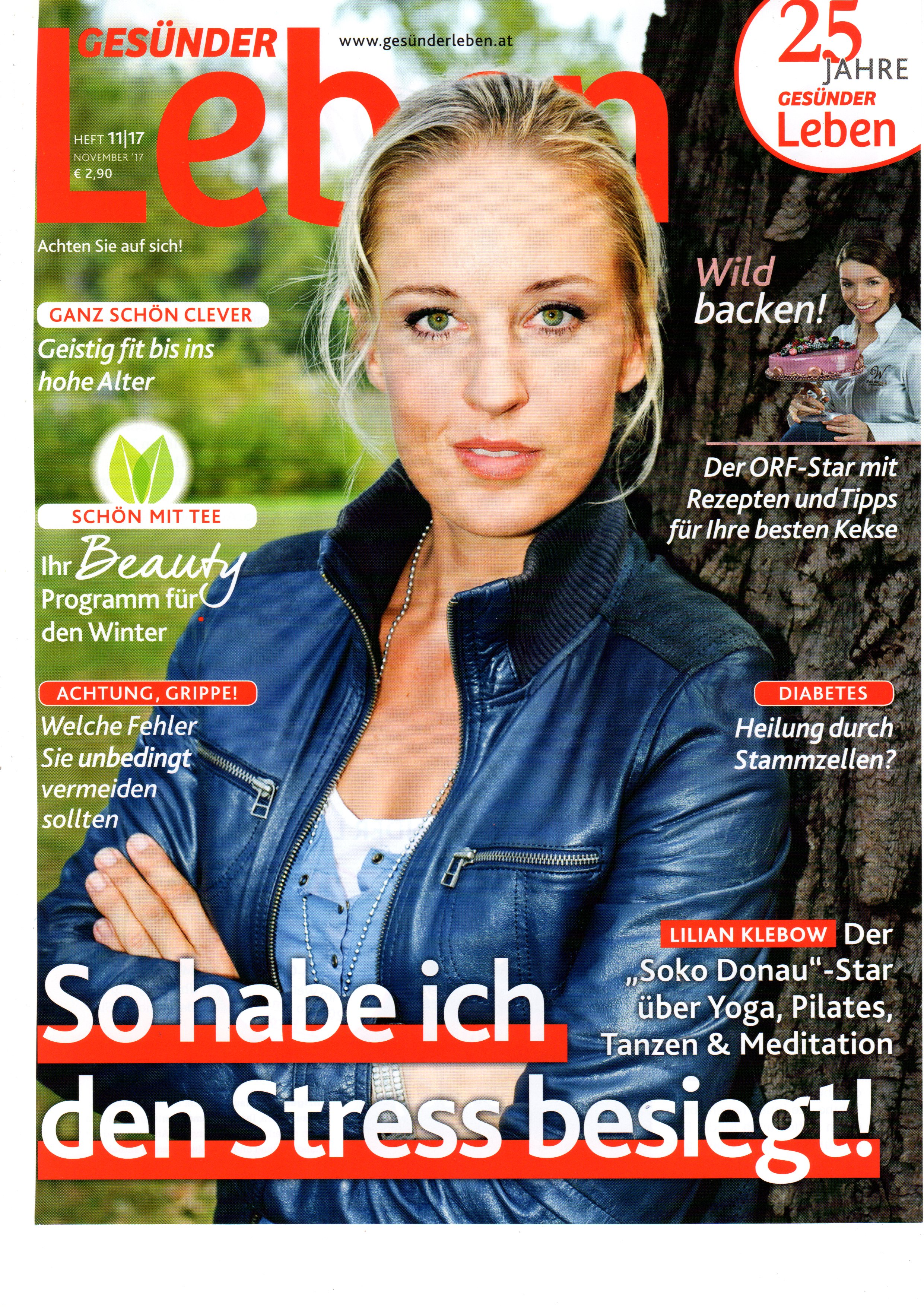 Sofri Gewinnenspiel, Gesünder Leben im November 2017