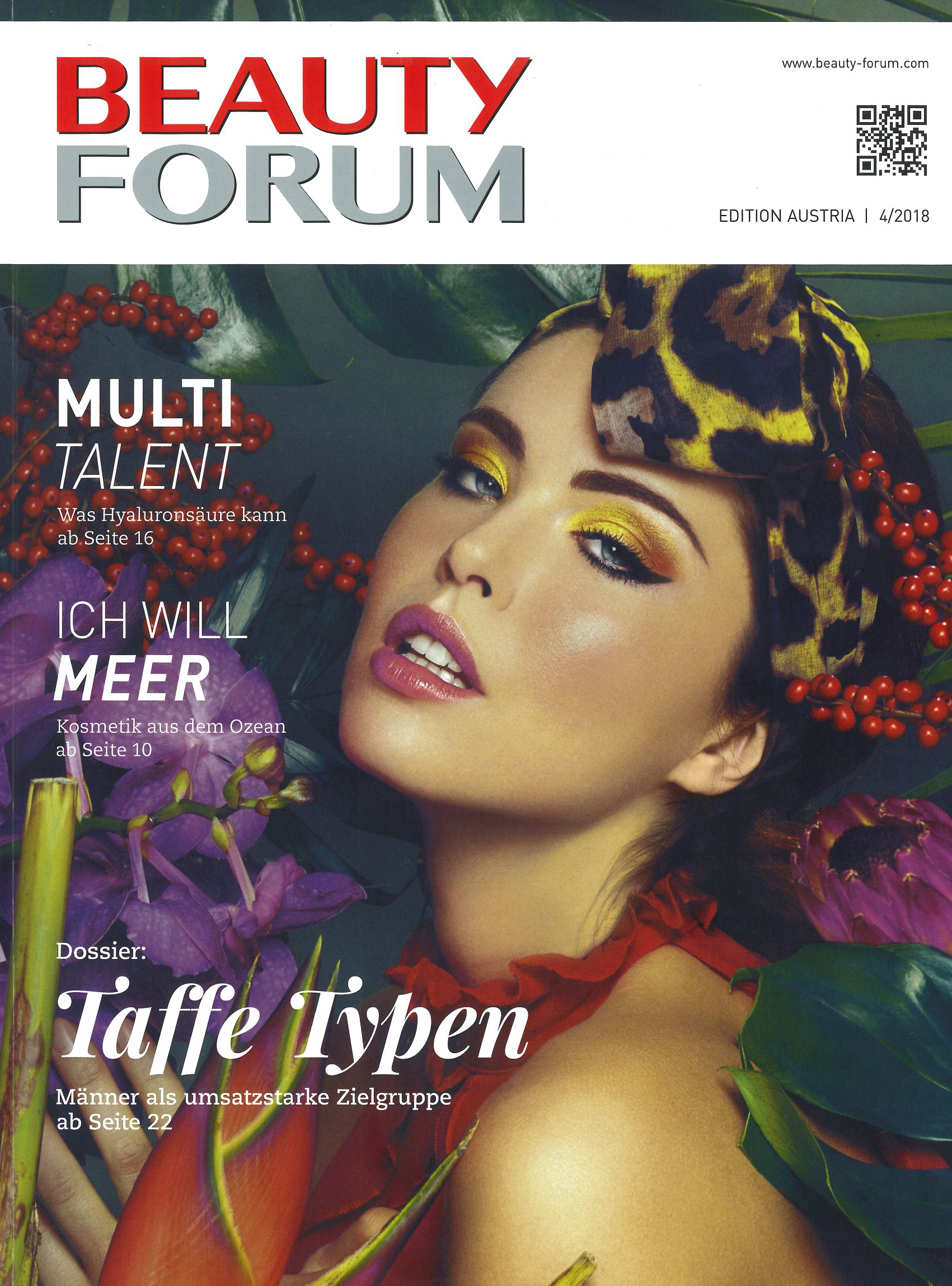 Schutz vor Blue Light, Beauty-Forum im August 2018
