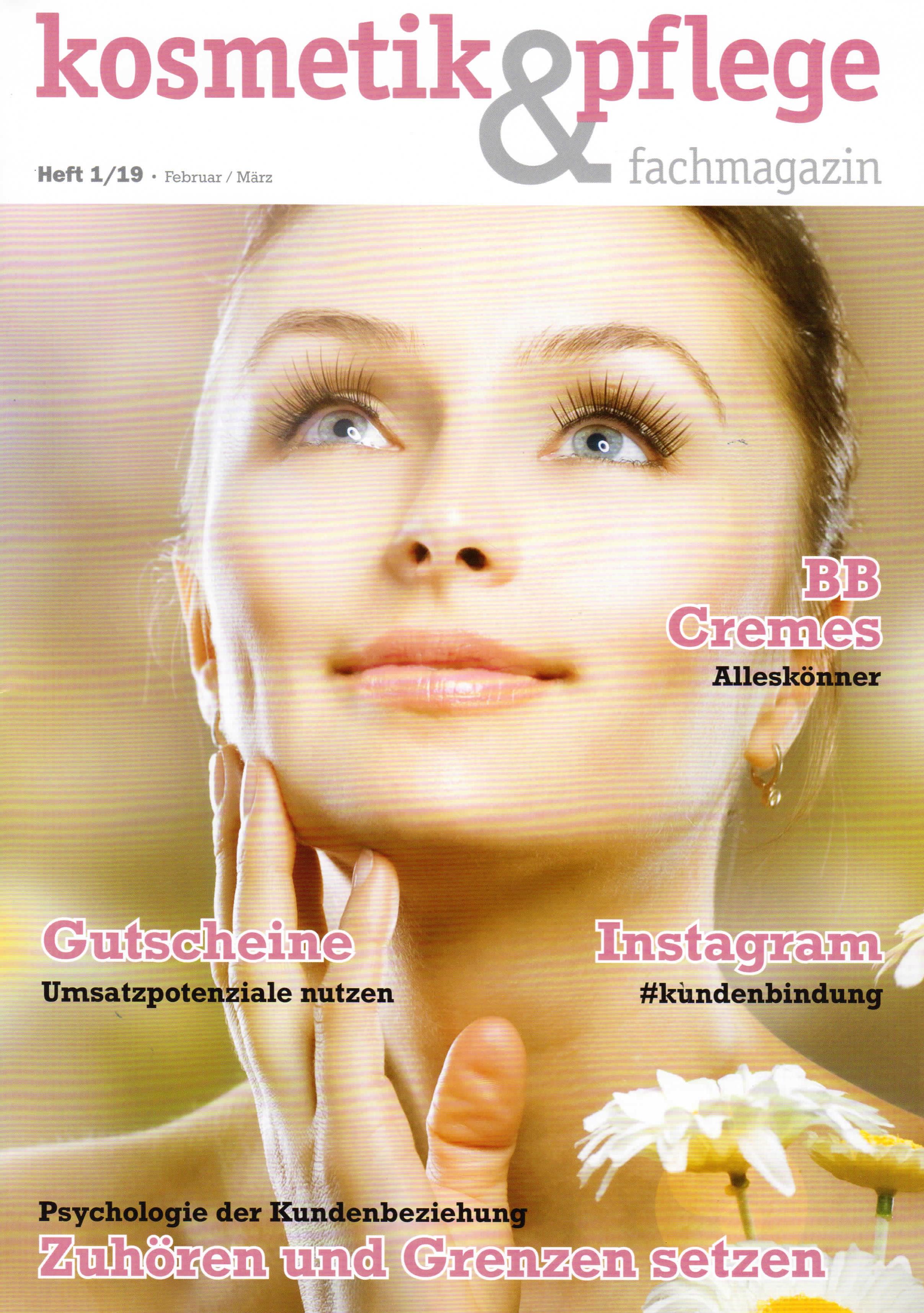 Detoxen mit Sofri, Kosmetik & Pflege im März 2019
