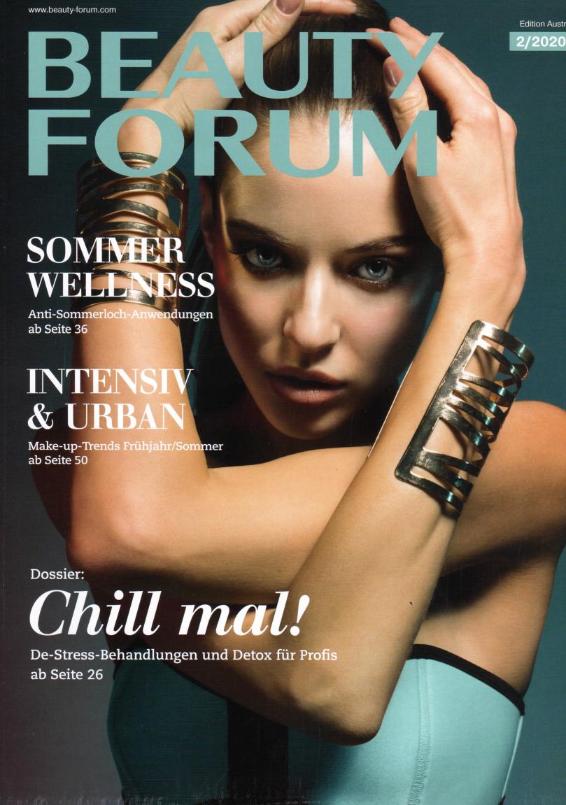 Individualität Typgerecht passend, Beauty Forum im April 2020