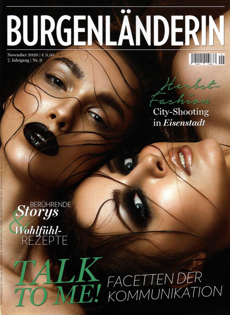 Beauty & Lifestyle-Tipps, Burgenländerin im November 2020