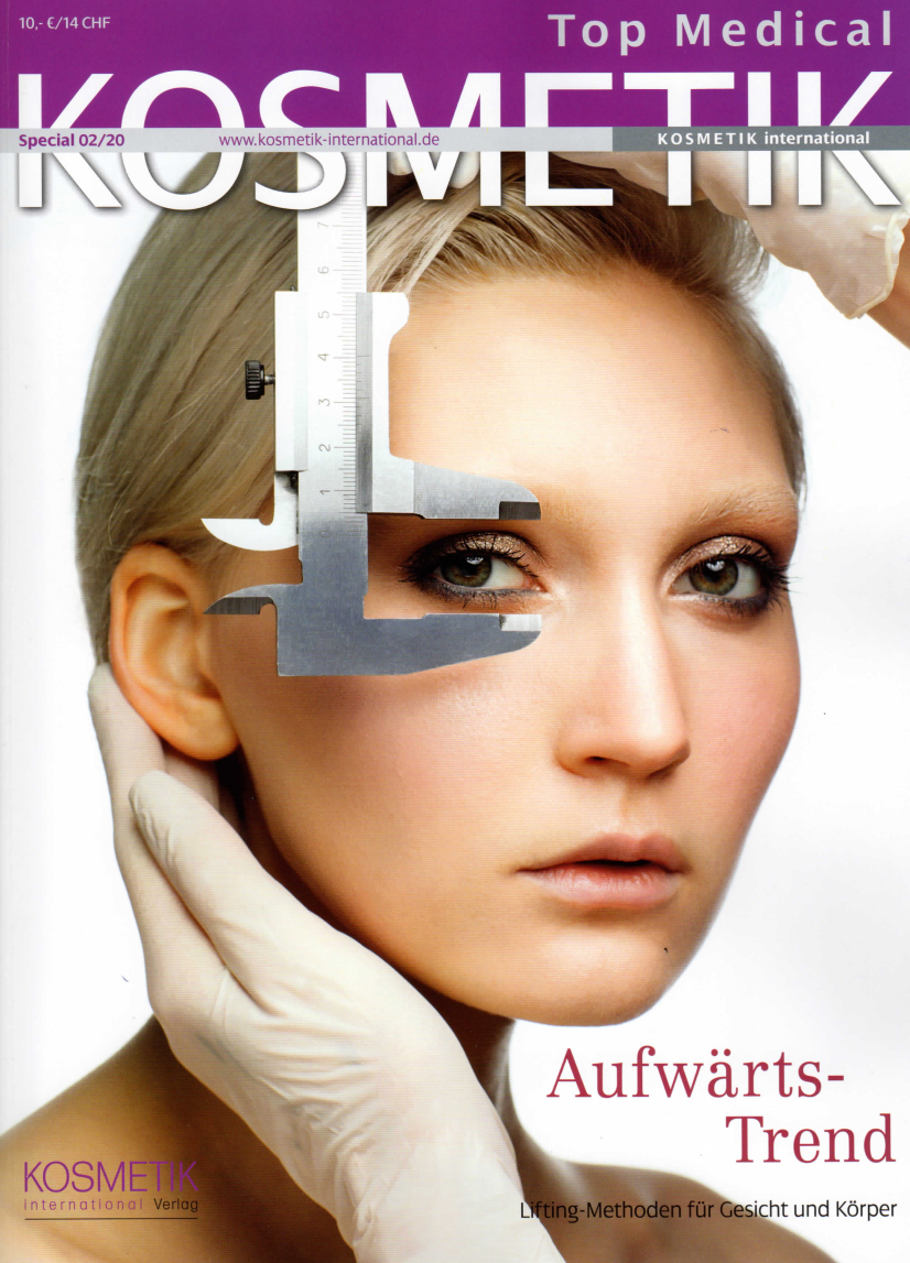 Stärkung der Hautbarriere, KOSMETIK International im September 2020